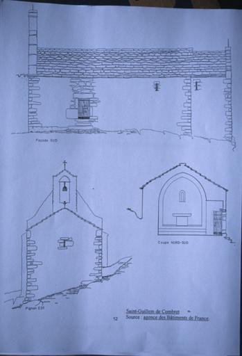 Ermitage Saint-Guilhem de Combret
