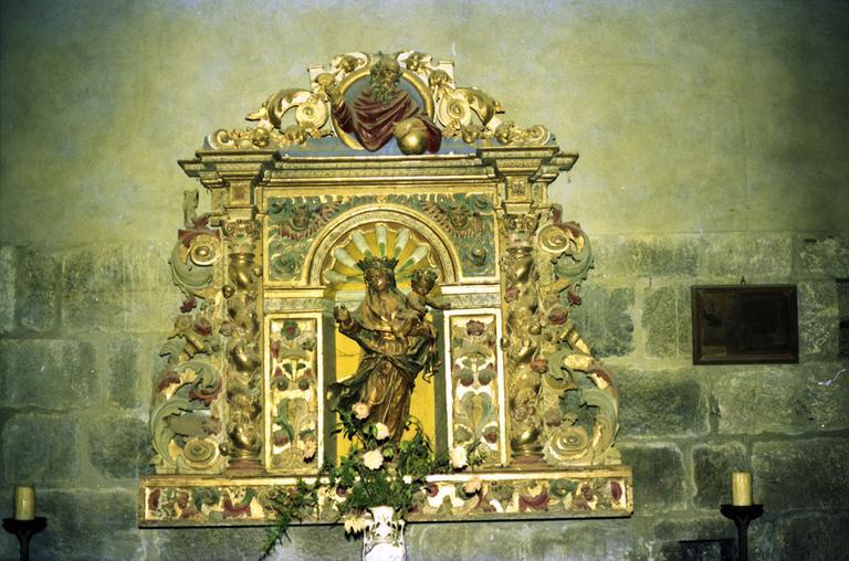 Retable de Notre-Dame-de-Vie