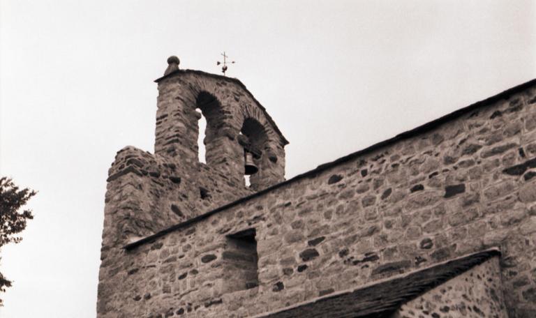 ancienne église Saint-Fructueux; chapelle d'Iravals