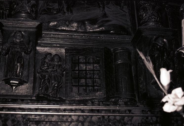 retable de saint Abdon et saint Sennen