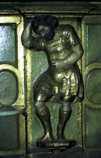 retable de saint François-de-Paule