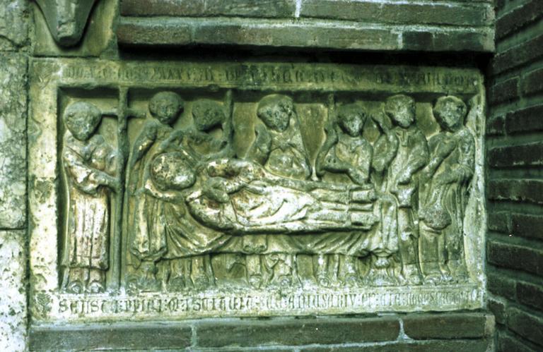 monument funéraire : funérailles de Berenger de Palma (les)