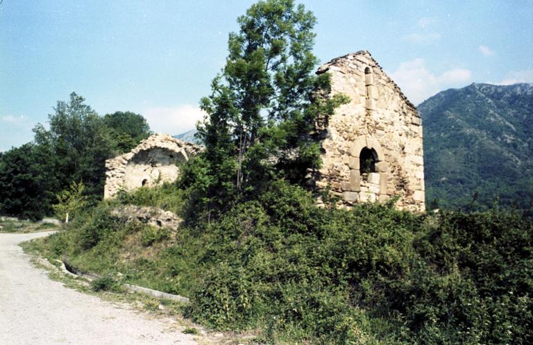 église Saint-Pierre (vestiges de l'ancienne)