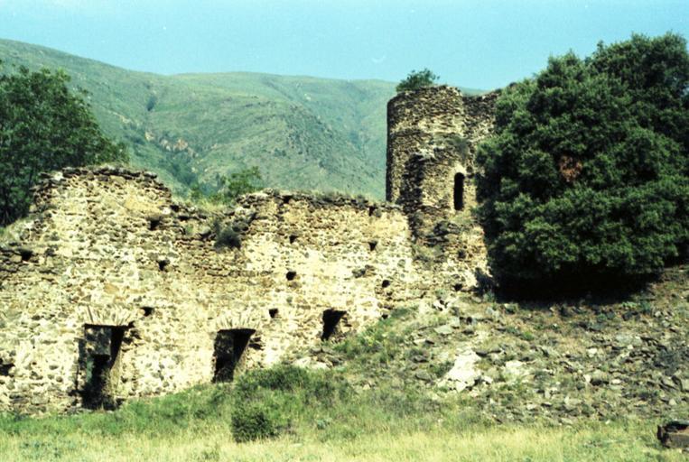 château d' Evol (ruines)