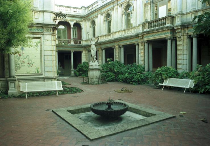 hôtel Pams (ancien)