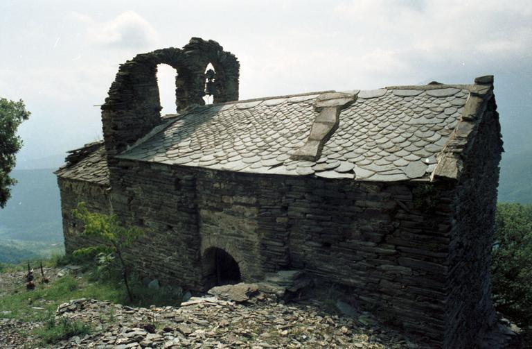église Saint-Marcel du hameau de Flassa