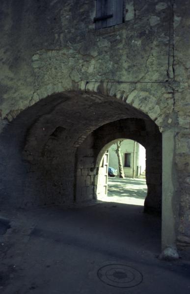 Enceinte (ancienne)
