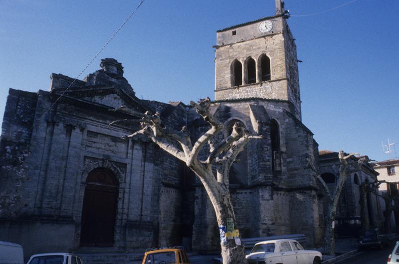chapelle des Pénitents ; ancienne église paroissiale Saint-Jean-Baptiste