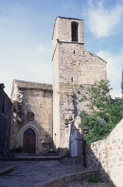 église paroissiale Saint-André-de-Valquières