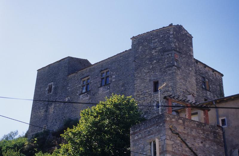 château Bas de Boussagues