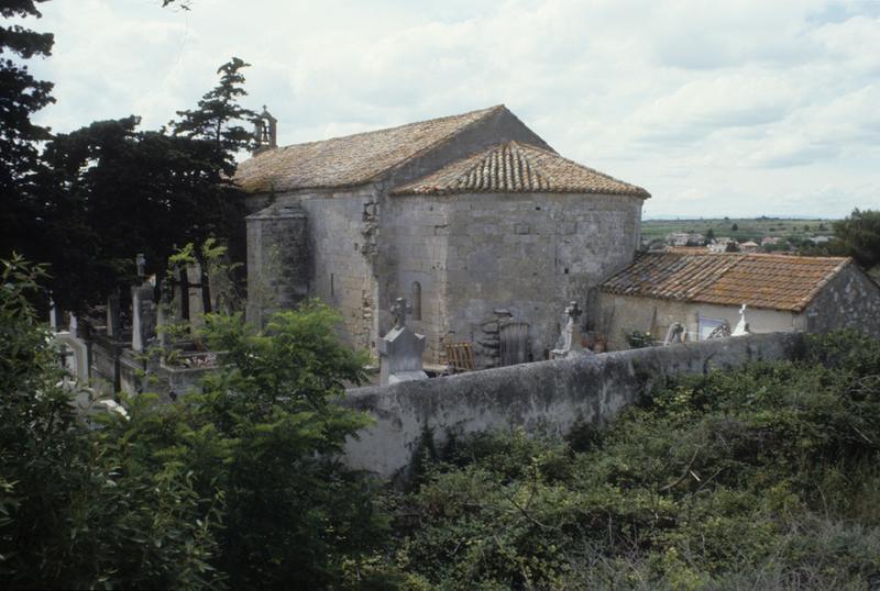 église Saint-Pierre ; église du cimetière