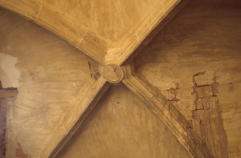 église paroissiale Saint-Fulcran ; cathédrale Saint-Fulcran (ancienne)