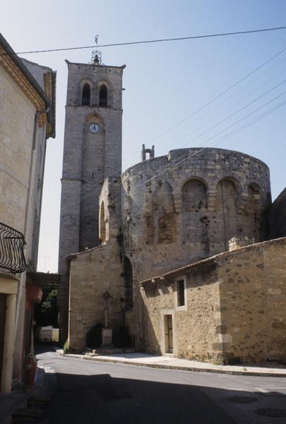 église paroissiale Sainte-Eulalie