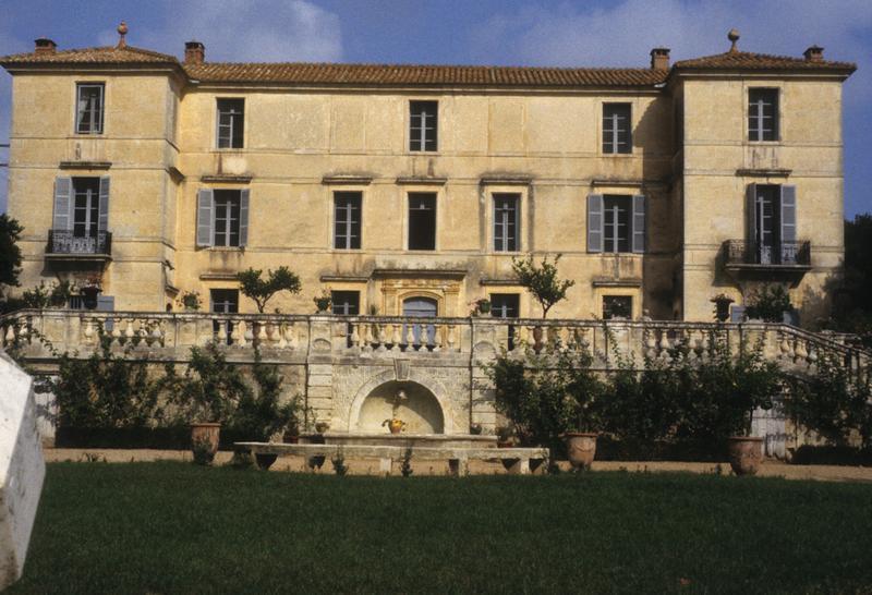 Domaine du château de Flaugergue