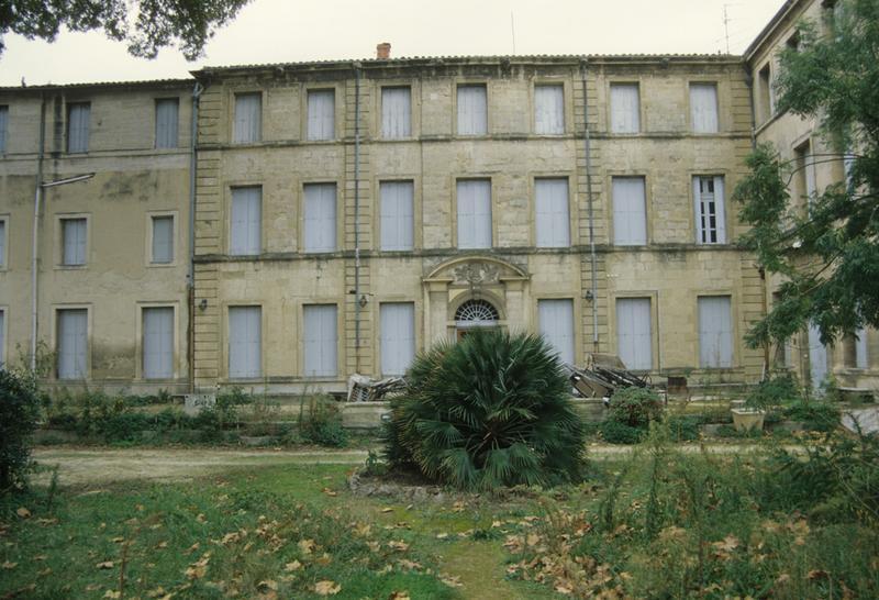 hôtel Duffau (ancien) ; grand séminaire (ancien) ; maison Sénard-Paquier