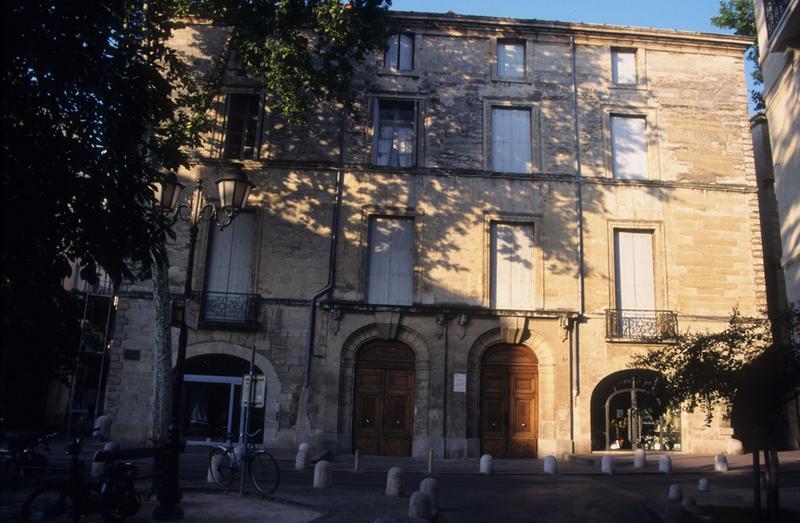 Hôtel de Sarret ; hôtel de la Coquille