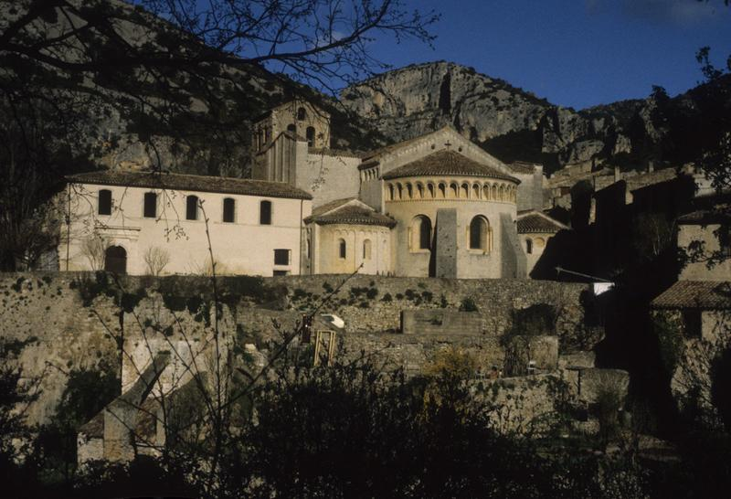 abbaye de Gellone (ancienne)