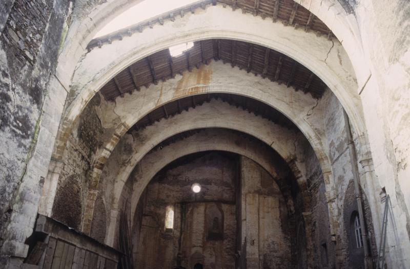 Ancienne église Saint-Martin-du-Jaur