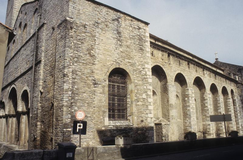 Ancienne cathédrale Saint-Pons