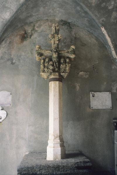 croix du cimetière (ancienne)