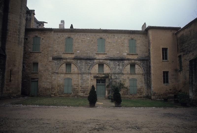 abbaye de Sainte-Marie-de-Valmagne (ancienne)
