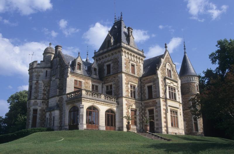 château de Libouriac