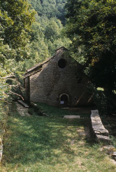 Chapelle Saint-Frézal
