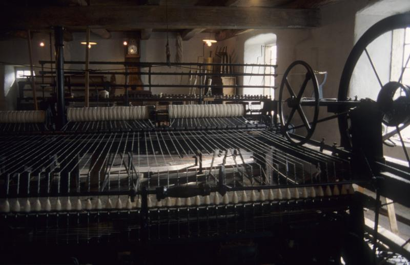 filature des Calquières (ancienne filature Engles Boyer)