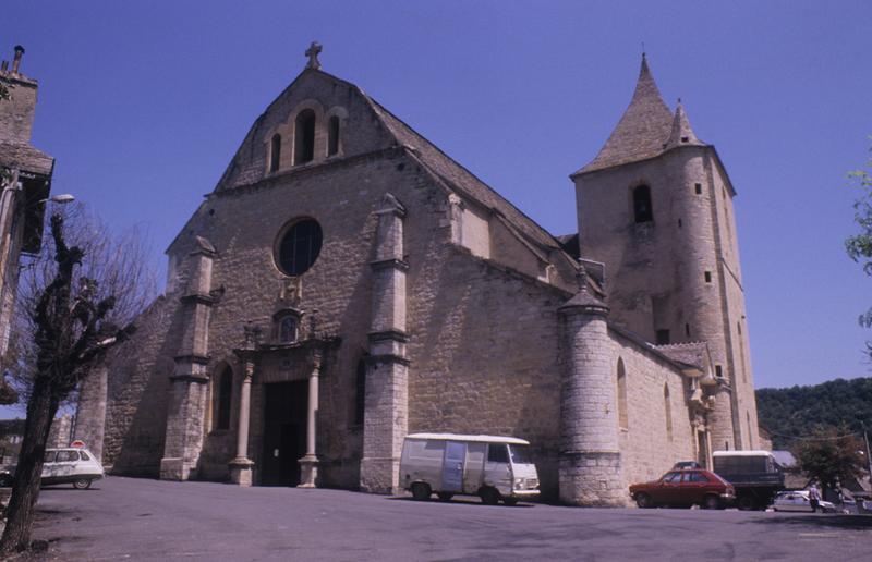 église paroissiale Notre-Dame-de-la-Carce