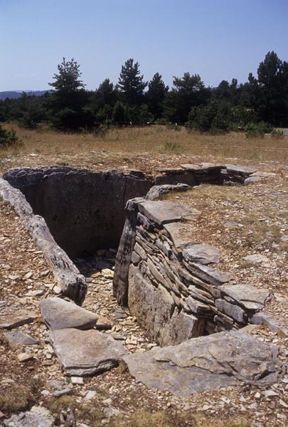 ensemble mégalithique de l'Aire des Trois-Seigneurs