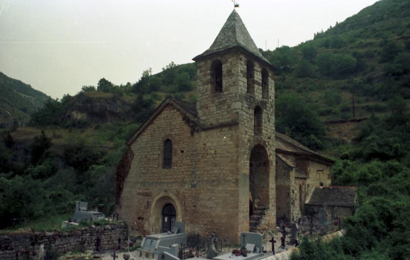Eglise paroissiale de l'Assomption de Saint-Chély-du-Tarn