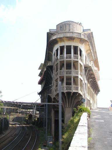 ancien hôtel Belvédère du Rayon vert