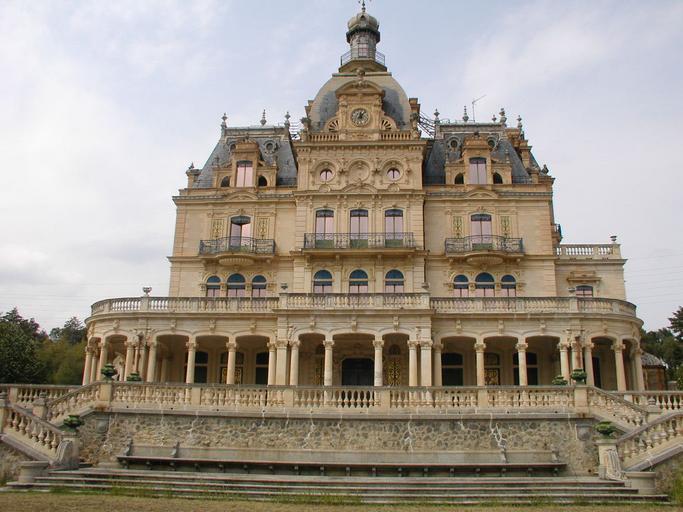 domaine du château d'Aubiry