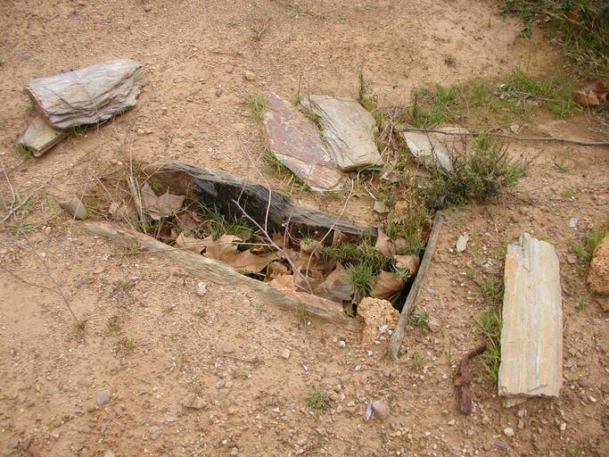 cimetière wisigothique (ancien)