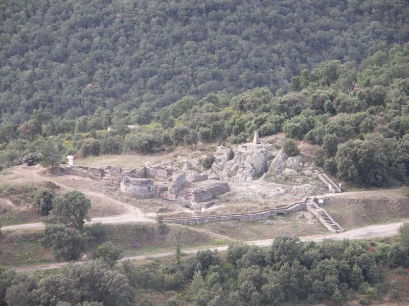 Site archéologique de Panissars;trophée de Pompée