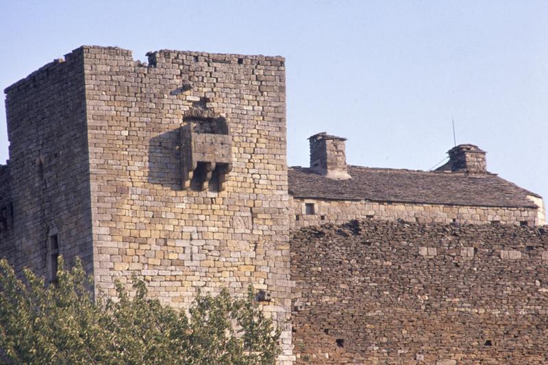 château du Cheylard