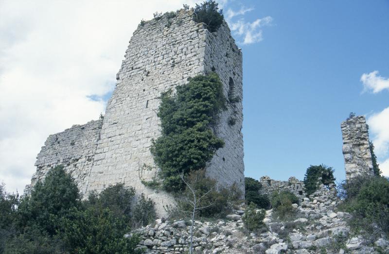 castellas de Belvézet