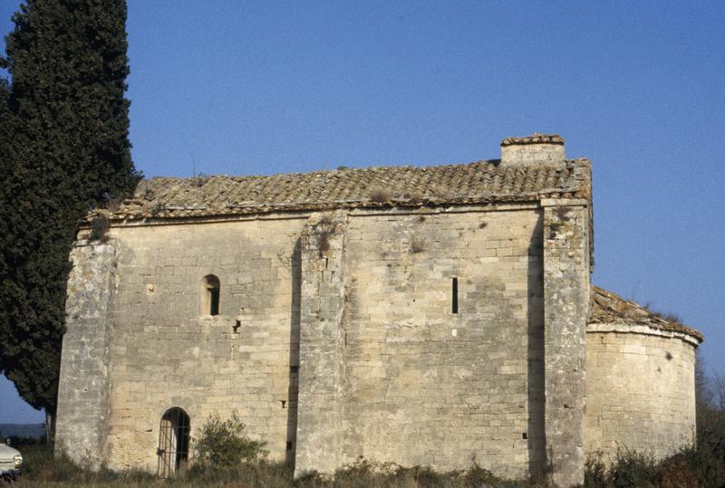 Chapelle Saint-Caprais