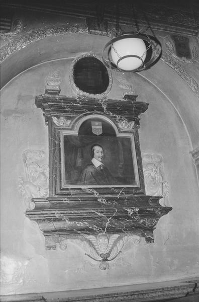 Monument sépulcral, d'Anthime Denys, évêque de Nîmes