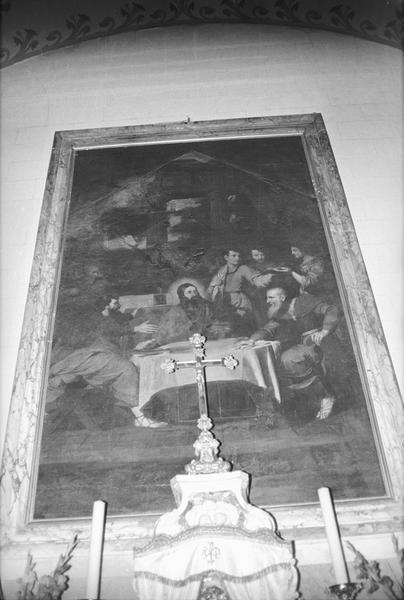 Tableau : les disciples d'Emmaüs