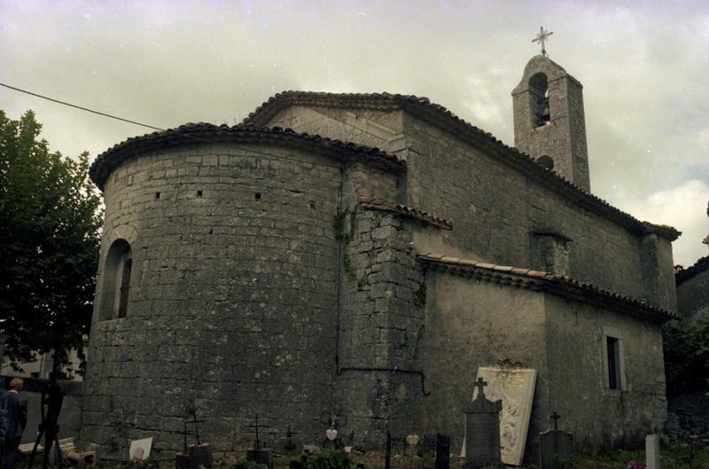 église de la Cadière