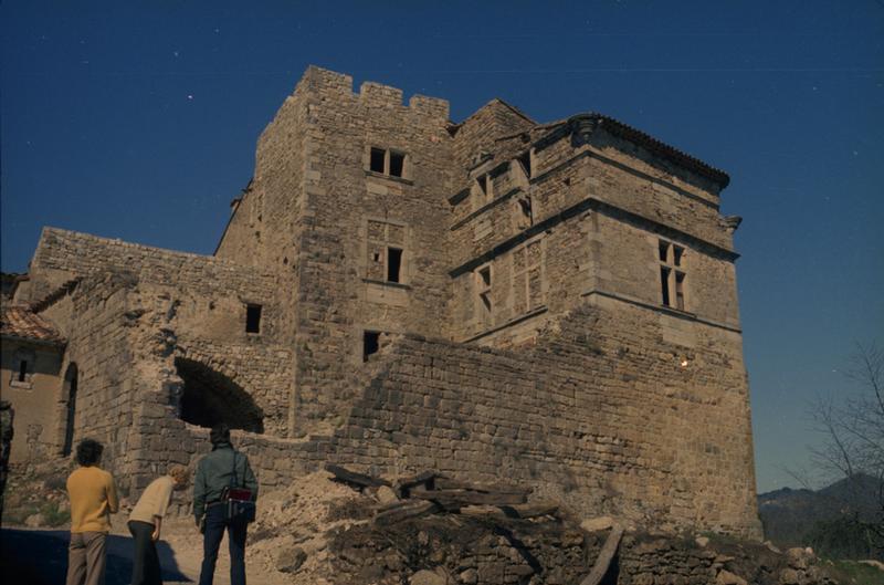 château Le Castellas