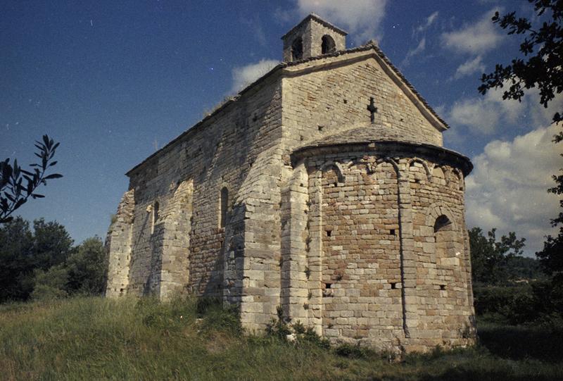 église paroissiale Saint-Martin-de-Jussan (ancienne)