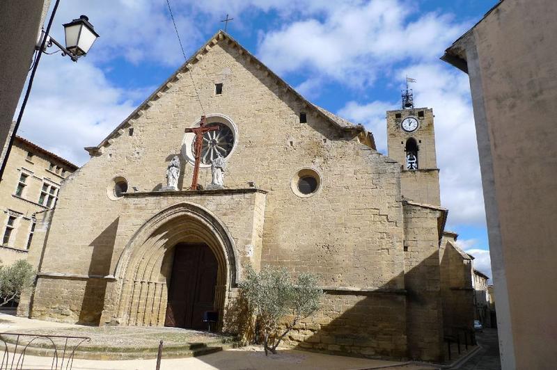 Eglise collégiale et paroissiale Saint-Jean-Baptiste