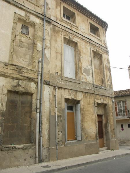 Maison Margarot ; hôtel particulier dit maison Margarot