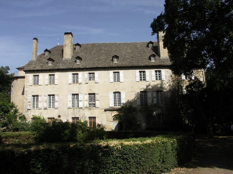 domaine de Saint-Lambert ; château de Saint-Lambert