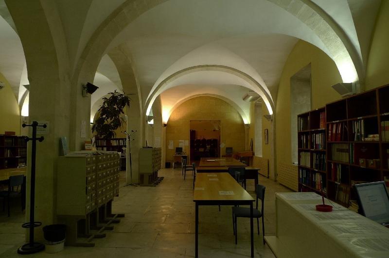 Grand séminaire (ancien);archives départementales (anciennes)