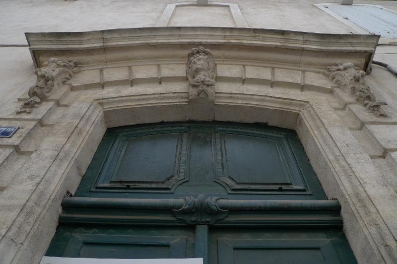 Maison ; maison de santé protestante