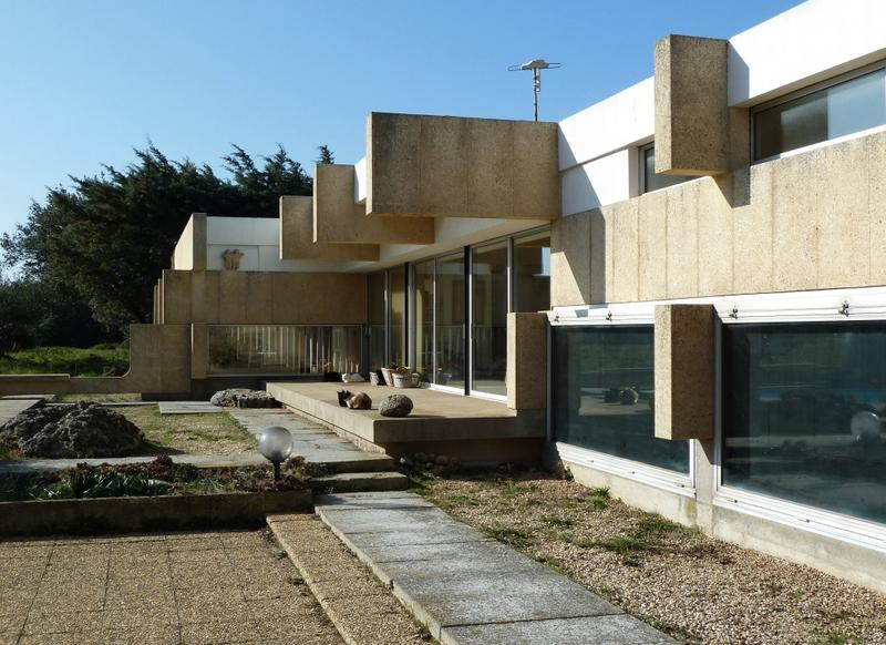 Villa solaire Gosselin