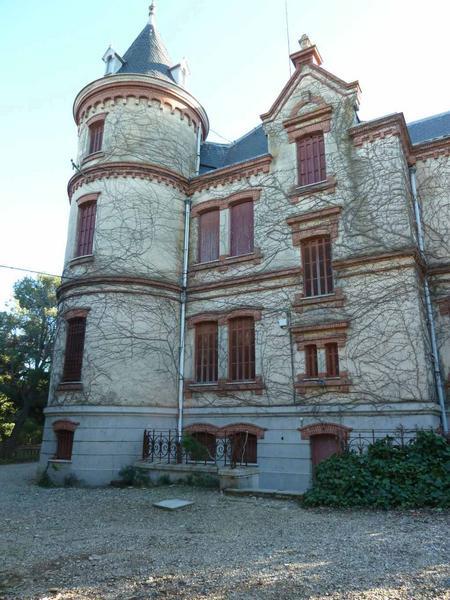 Château de l'Esparrou